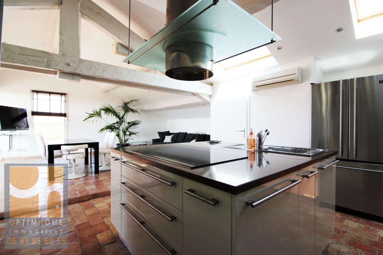 Carqueiranne - Superbe duplex 150 m² avec vue mer