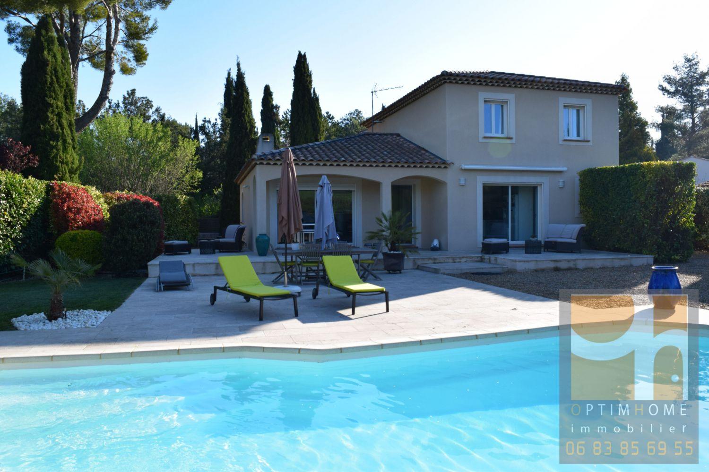 Aix en Provence 13 - Belle maison de type 5 sur 1102 m2