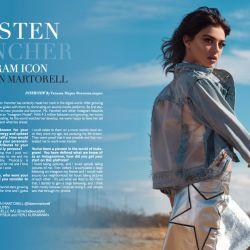 QP Magazine | Kristen Hancher, Jan. 2018