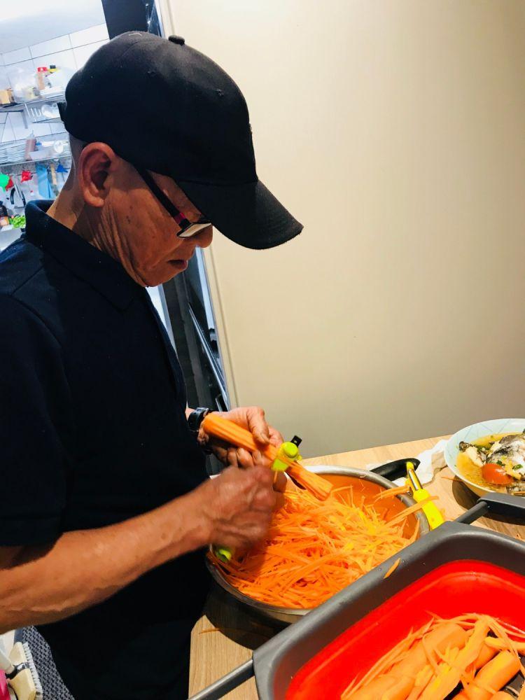 Ong Noi aux carottes (25kg!)