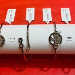 19€ au choix (bracelet acier)